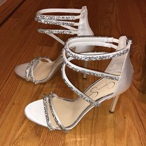 f6e8a87d544 Jessica Simpson Shoes - Brand New Jessica Simpson Jamalee Evening Heels
